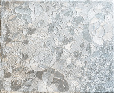 new england etching metal etching floral pattern